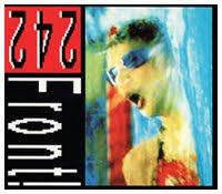 Front 242: Never Stop! (carátula del EP)