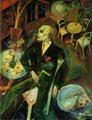 George Gorsz (23) - El enfermo de amor (1916)