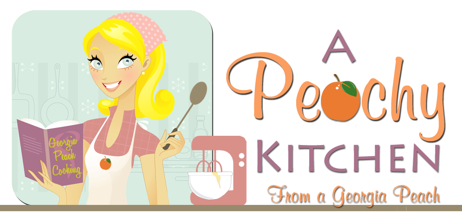 A Peachy Kitchen