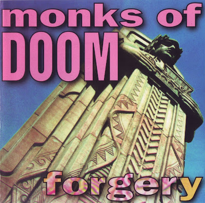 Monks Of Doom - The Insect God