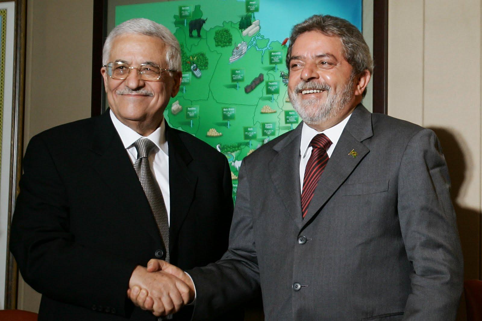 Lula defenderá em Israel criação de Estado palestino, segundo porta-voz