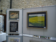 The Rape Field, exhibited