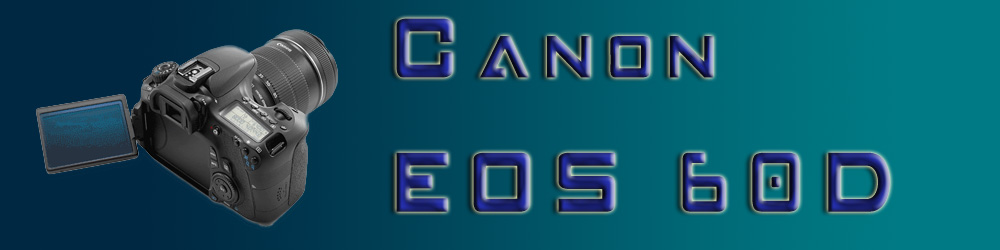 Canon EOS 60D DSLR