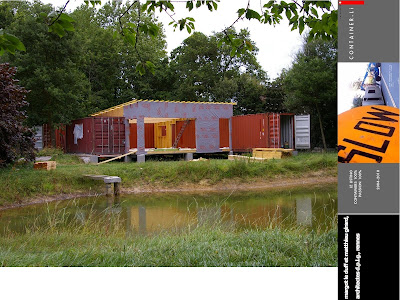 Le duff et girard ma maison container for Autoconstruction maison container