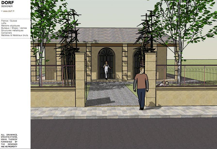 Dorf fr designer d59 autoconstruction maison pierre for Maison pierre de taille