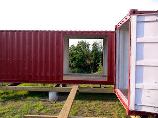 France rannou maison container bretagne for Maison conteneur estaque