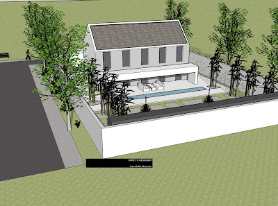 Dorf fr designer d45 maison container la petite for Maison container suisse