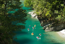 Every kayaker goes there! Matakitaki River - NZ