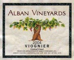Alban Viognier California