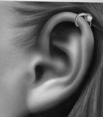 Piercing & tattoos Helix-piercing-57989