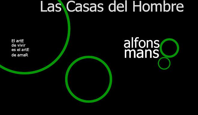 las casas del hombre