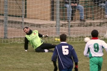 Il Briga è battuto su calcio di rigore.