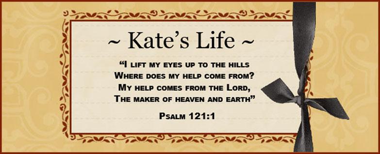 ~ Kate's Life ~