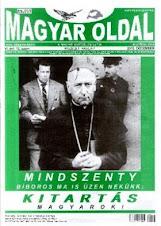 Magyar Oldal legfrissebb száma