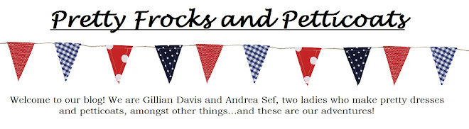 Pretty Frocks and Petticoats