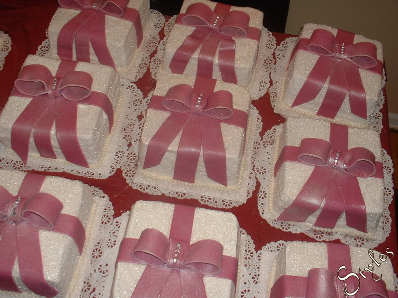Cakes by Styles Baby Shower Bling Bling Cakes