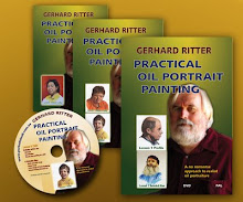 My 5DVD Portrait Painting Instruction Set