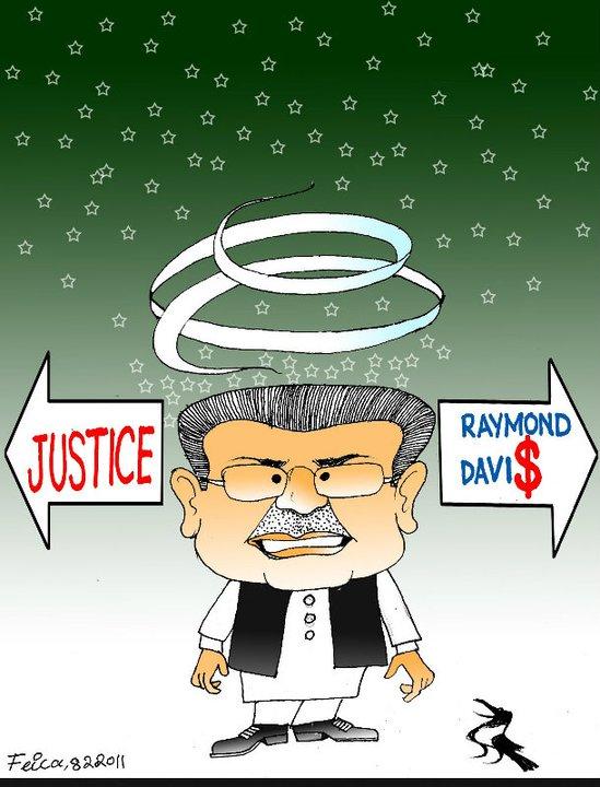 Justice Denied Cartoons