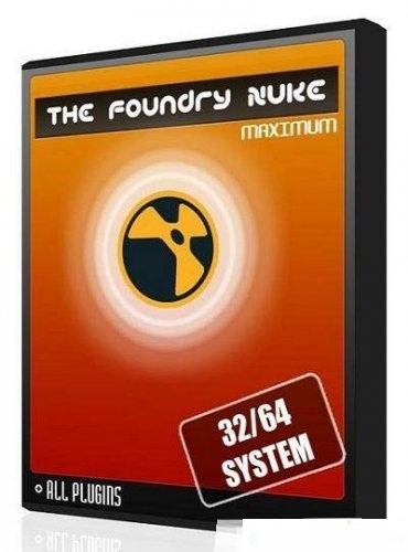 THE FOUNDRY NUKE 5.0.2 MAC OSX X86