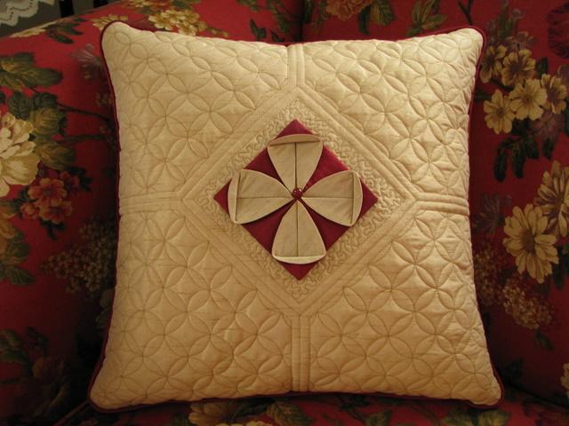 Everyday Artist Fabric Origami Step By Step Primrose