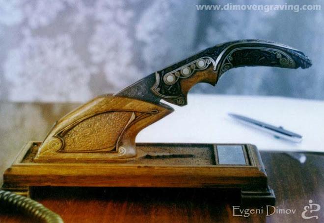 Нож за хартия