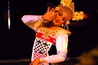 Legong dance Bali Web Maker