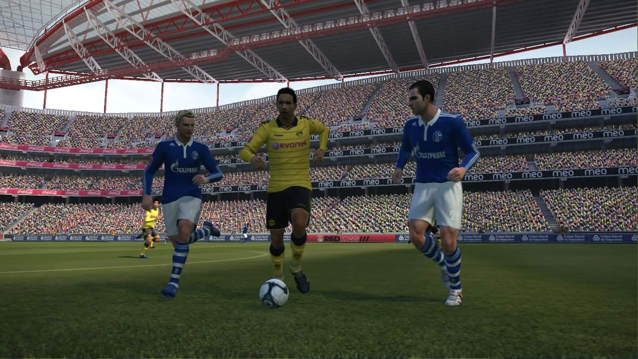 Pesgalaxy Patch 1.30 PES 2011
