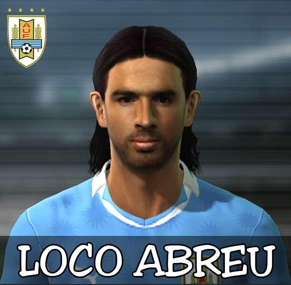 Loco Abreu By Arthur Gatti