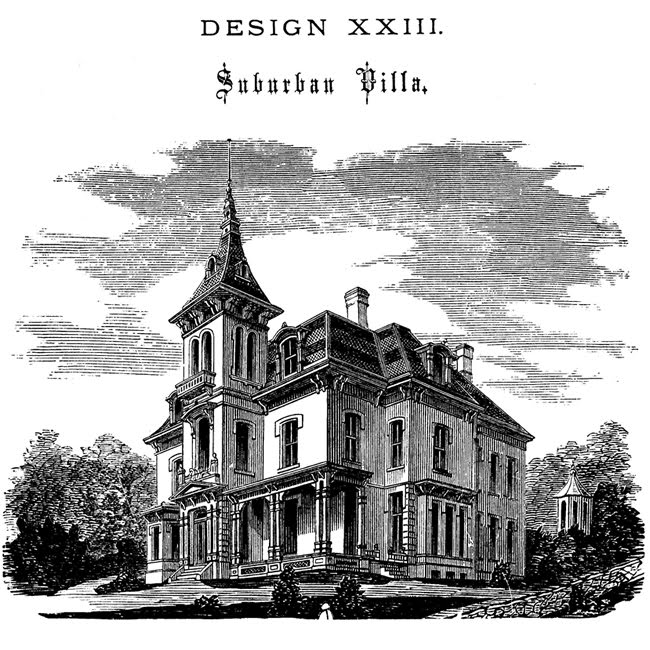 House plans and home designs free blog archive 19th for 19th century floor plans