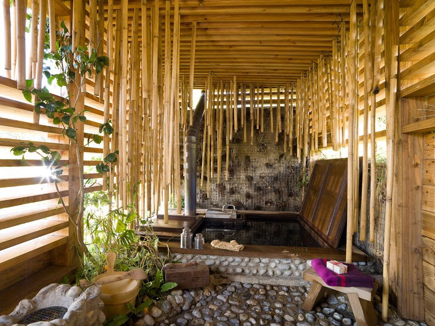 Green zen bubbles ambiance zen for Ambiance zen salon