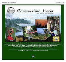 Ecotourism Laos Wins 2007 Ecotourism Spotlight Award