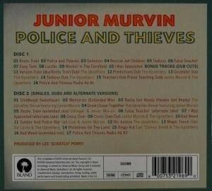 Junior Murvin Tedious Memories