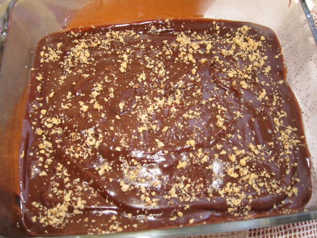 Pudingli Bisküvi Pastası