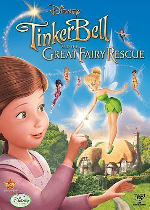 Pemain Tinker Bell and the Great Fairy Rescue