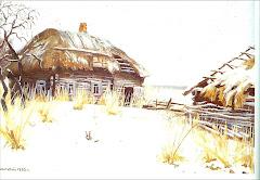 V.Chmatav, abandonned village