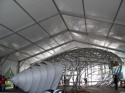 Zaha Hadid Burnham pavilion Millennium Park Chicago