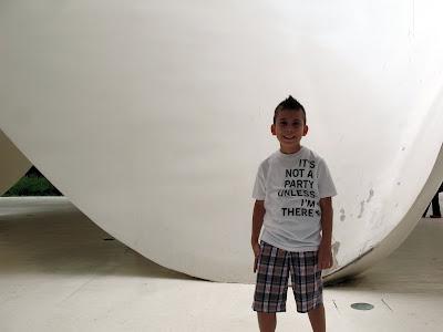 Ben van Berkel temporary pavilion Millennium Park Chicago