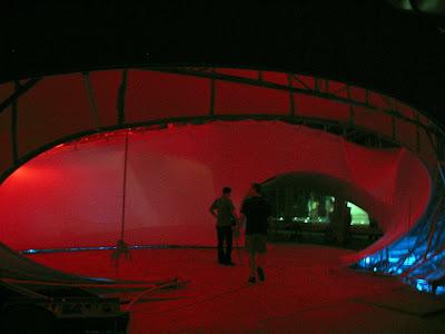 Ben van Berkel UNStudio pavilion Chicago Millennium Park Burnham centennial