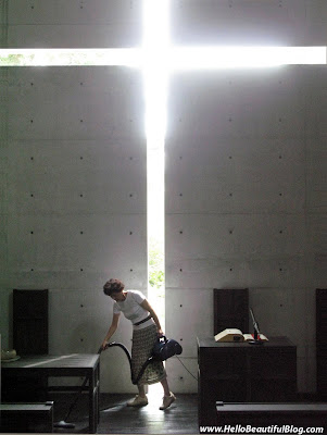Tadao Ando Church of the Light Osaka Japan