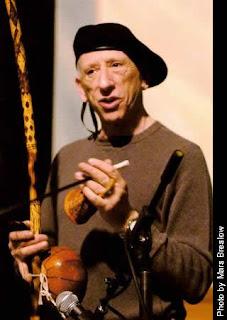Chuck Bernstein – Delta Berimbau Blues (2009)
