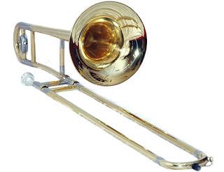 It's a trombone two-fer! Samuel Blaser and Wayne Wallace (2009)