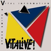 Steve Smith – Vitalive! (1991); The Best of GHS and The Best Of Steve Smith (2009)