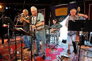 Rich Halley Quartet – Live At The Penofin Jazz Festival (2010)