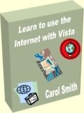 Learn to use the internet with Windows Vista