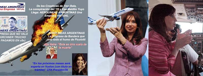 Aerolineas Argentinas: pionera y lider en aviones a chorro