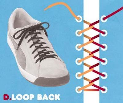 Cara Baru Mengikat Tali Sepatu 13