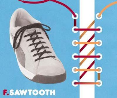 Cara Baru Mengikat Tali Sepatu 8