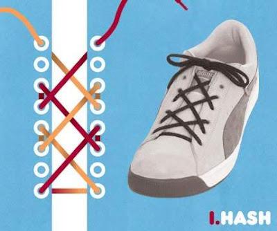 Cara Baru Mengikat Tali Sepatu 3