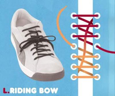 Cara Baru Mengikat Tali Sepatu 2