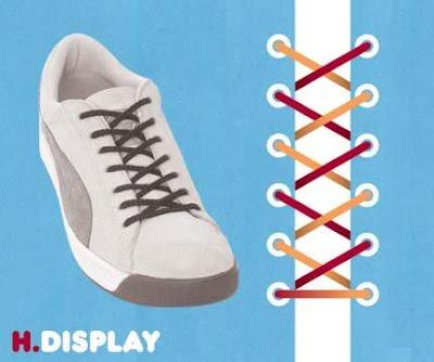 Cara Baru Mengikat Tali Sepatu 1